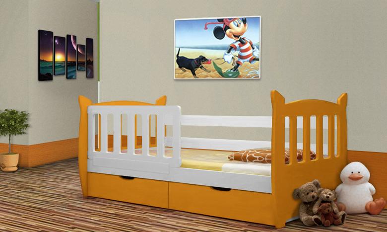 Pokój Młodzieżowy Dziecinny łóżko Simi Dla Dzieci
